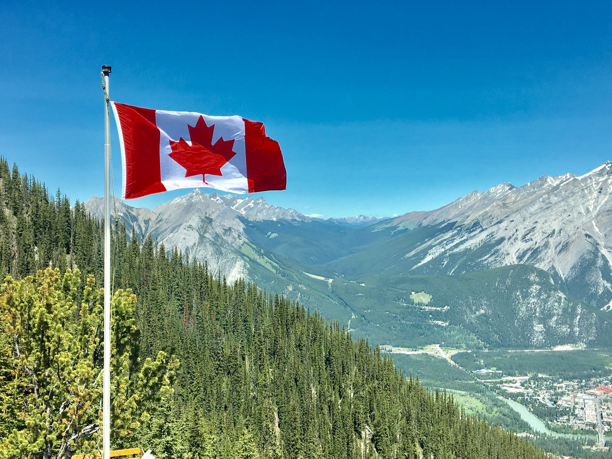 Como Trabalhar no Canadá