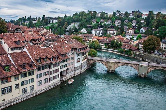 trabalhar na Suíça