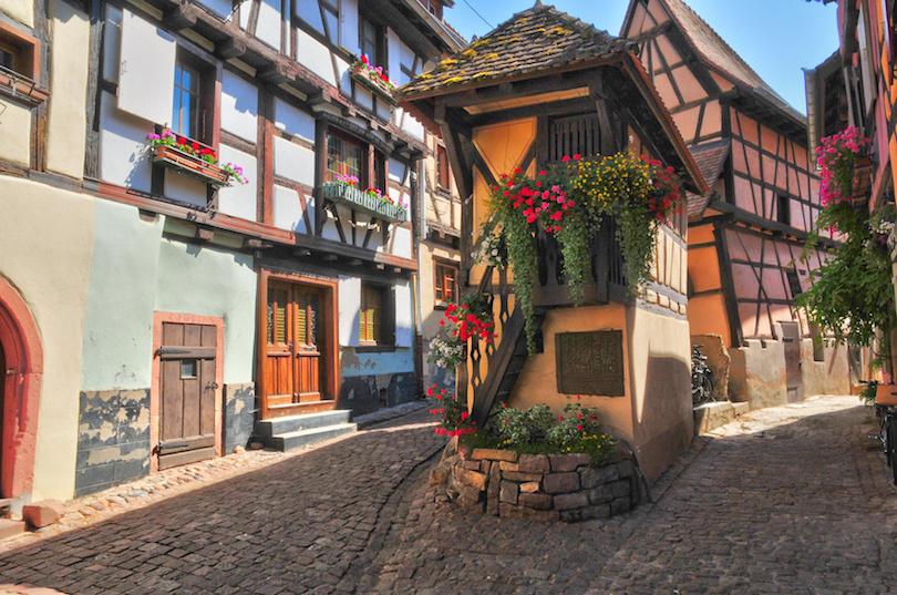 cidades mais charmosas da França