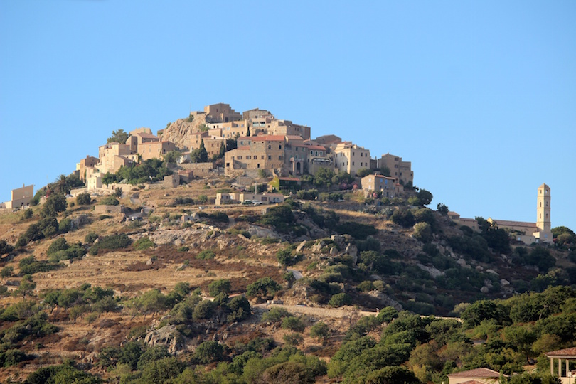 Sant'Antonino ( Haute Corse )